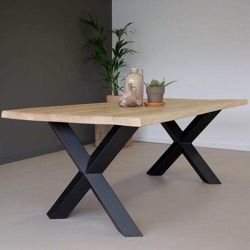 Industriele Tafel Eettafel.Industriele Tafel Dundalk
