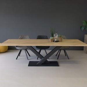 Mooie Grote Eetkamertafel.Eiken Tafel Op Maat Hoogste Kwaliteit Scherpe Prijs Tafels99