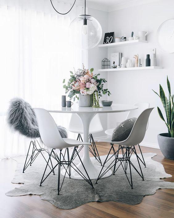 Ronde Tafel Scandinavisch Design.Blog Ronde Tafel Zkt Hanglamp